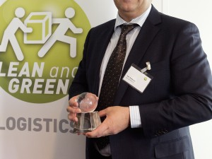 Jan Deckers Jr. B.V. nu ook Lean and Green Star winner