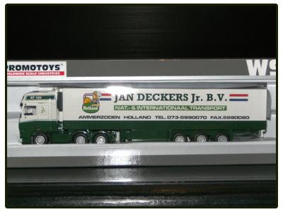 Nieuwe schaalmodellen te bestellen - Jan Deckers Jr. B.V.