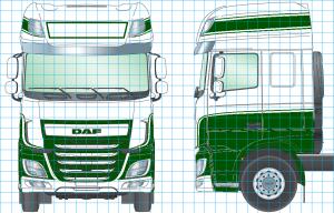 Nieuwe DAF trucks toegevoegd aan wagenpark - Jan Deckers Jr. B.V.