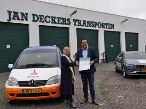 Jan Deckers jr. genomineerd voor ondernemer van het jaar bommelerwaard 2016